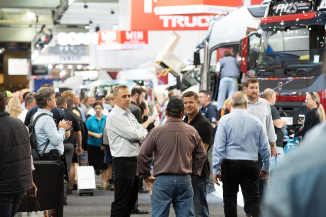 The 2019 Brisbane Truck Show drew large crowds