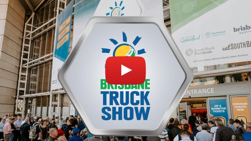 The 2021 Brisbane Truck Show in 90 seconds
